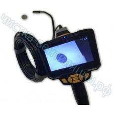 Мини-камера - эндоскоп для обследования вентиляции