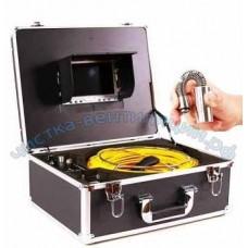 Телеинспекция для видео-обследования вентиляционных каналов